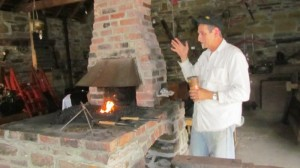Le Noir Forge - Blacksmith